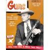 Cover Print of Guns, October 1956