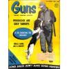 Cover Print of Guns, October 1957