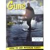 Cover Print of Guns, October 1960