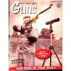 Cover Print of Guns, September 1960