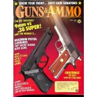 Cover Print of Guns and Ammo, April 1988
