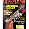 Cover Print of Guns and Ammo, April 1990