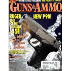 Cover Print of Guns and Ammo, August 1991