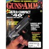 Cover Print of Guns and Ammo, February 1991