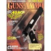 Cover Print of Guns and Ammo, January 1988
