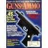 Cover Print of Guns and Ammo, January 1992