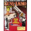 Cover Print of Guns and Ammo, June 1989