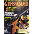 Cover Print of Guns and Ammo, March 1988