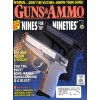 Cover Print of Guns and Ammo, March 1990