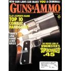 Cover Print of Guns and Ammo, May 1989