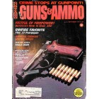 Cover Print of Guns and Ammo, September 1977