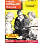 Guns and Hunting Goods Merchandiser, August 1957