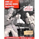 Guns and Hunting Goods Merchandiser, August 1958