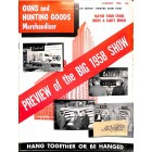 Guns and Hunting Goods Merchandiser, January 1958