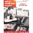 Guns and Hunting Goods Merchandiser, June 1957