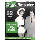Guns and Hunting Goods Merchandiser, March 1957