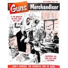 Guns and Hunting Goods Merchandiser, November 1956