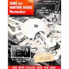 Guns and Hunting Goods Merchandiser, November 1957