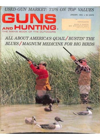 Guns and Hunting , January 1961