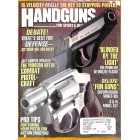 Handguns for Sport and Defense, July 1991