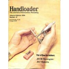 Cover Print of Handloader, January 1974