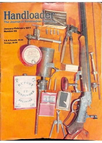 Handloader, January 1977