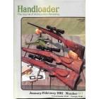 Cover Print of Handloader, January 1981