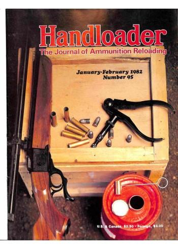 Handloader, January 1982