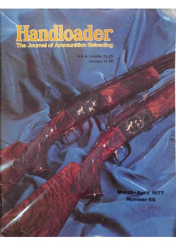 Cover Print of Handloader, March 1977