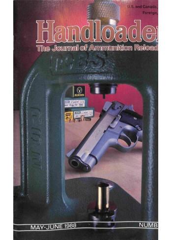 Cover Print of Handloader, May 1988