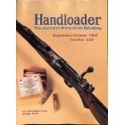 Handloader, September 1986