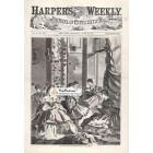 Harpers Weekly, June 29, 1861. Poster Print.