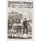 Harpers Weekly, March 14, 1863. Poster Print.