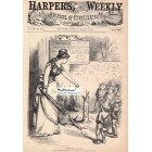 Harpers Weekly, March 4, 1876. Poster Print.