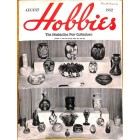 Cover Print of Hobbies, August 1952