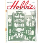 Cover Print of Hobbies, December 1952