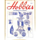 Cover Print of Hobbies, July 1952