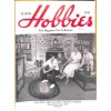 Cover Print of Hobbies, March 1958