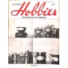 Cover Print of Hobbies, November 1952