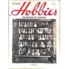 Cover Print of Hobbies, October 1952
