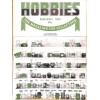Cover Print of Hobbies, September 1943