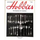 Cover Print of Hobbies, September 1952