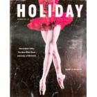 Cover Print of Holiday, November 1952