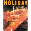 Cover Print of Holiday, October 1956