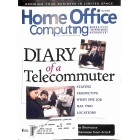 Cover Print of Home Office Computing, March 2001
