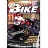 Cover Print of Hot Bike, April 2004