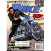 Cover Print of Hot Bike, August 1998