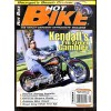 Cover Print of Hot Bike, August 2001