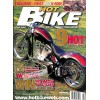 Cover Print of Hot Bike, August 2003