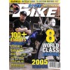 Cover Print of Hot Bike, August 2005